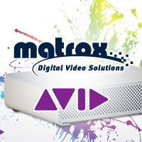 Matrox and Avid Thumbnail